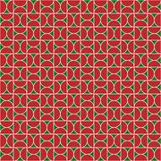 Abstract seamless geometric wallpaper pattern - stock illustration
