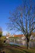 City of Lubeck, Germany Stock Photos