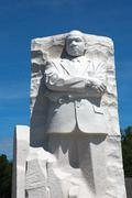 Dr Martin Luther King Jr Memorial Stock Photos