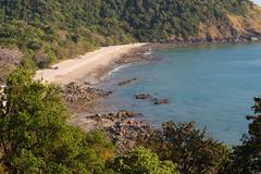 Ko Lanta tropical beach - stock photo