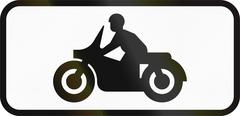 Motorcycles Only In Bangladesh - stock illustration