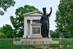 Stock Photo of Altar to Liberty: Minerva