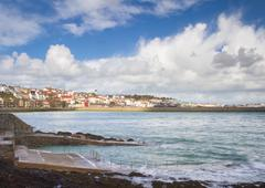 Saint Peter Port,  Guernsey. - stock photo