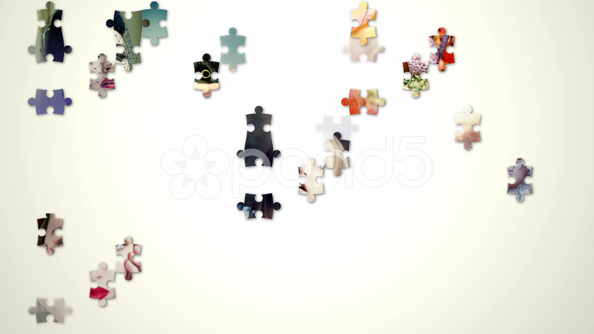 After Effects Project - Pond5 Photo of puzzle 15 Transitions for Your Photo ...