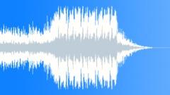 Dubstep Originally Mainstream Logo (Trailer, Intro, Stinger) - stock music