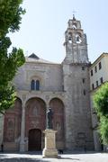 Church of Santo Domingo Stock Photos