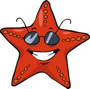 Starfish - stock illustration