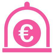 Euro standard icon - stock illustration