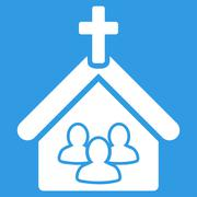 Stock Illustration of Church icon