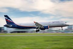 Stock Photo of Aeroflot - Russian Airlines