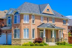 Luxury house  in the suburbs of Toronto Kuvituskuvat