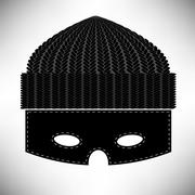 Thief Icon Stock Illustration