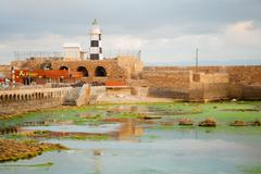 Stock Photo of Templar Fortress in Acre