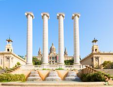 Square of Spain, Barcelona Kuvituskuvat