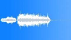 Dark creature breath snarl Sound Effect