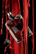 Fragrance of blood. - stock photo