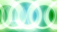 Elegant Circles Motion Background Stock Footage