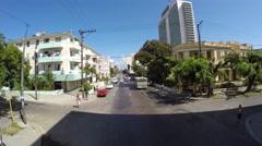 Driving in Havana, Cuba Stock Footage
