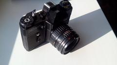 camera Zenit - stock photo