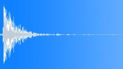 Plastic impact v2 Sound Effect
