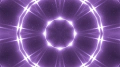 Background violet motion with fractal design. Stock Footage