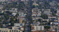 4K Los Angeles City Grids Timelapse 06 Daytime Footage