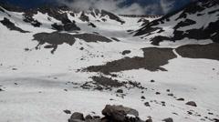 Mount Shasta alpine landscape, California - stock footage