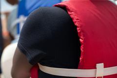Life Jacket Stock Photos