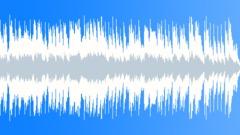America the Beautiful - inspirational national anthem loop - stock music