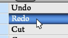 "Press button ""Redo"" in the menu Stock Footage"