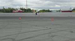 Russian drift Stock Footage