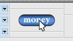 "Press button ""Money"" in the menu Stock Footage"