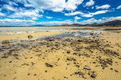 Dunalley Bay Tasmania - stock photo