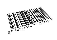 Bar Code - stock illustration