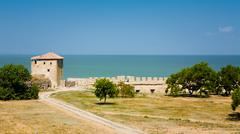Medieval Fortress Akkerman Belgorod-Dniester, Ukraine Stock Photos