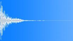 Taiko Drum Muffled - sound effect