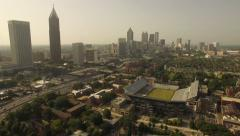 Atlanta Aerial Stock Footage