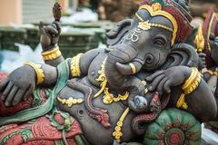 Ganesh, India - stock photo