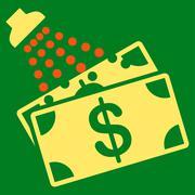 Money Laundry Icon from Commerce Set Stock Illustration
