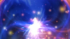 magical fantasy fairy dust abstract background 1 - stock footage