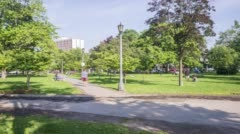 Trinity Bellwoods - stock footage