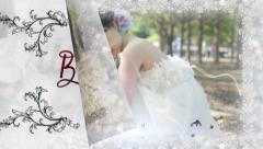 Stock After Effects of Wedding Slideshow