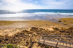 Bells Beach Victoria Australia - stock photo