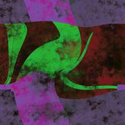 Grunge abstract background Stock Illustration