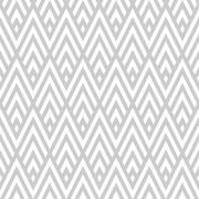 Art deco style seamless zig zag pattern - stock illustration