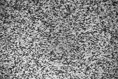 Abstract of TV Noise - stock photo