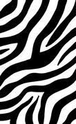 Stock Illustration of Zebra pattern
