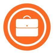 Briefcase icon Stock Illustration