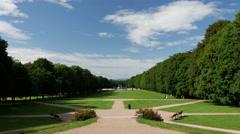 Vigeland sculpture park Oslo Norway Stock Footage
