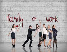 Large group of businessperson Stock Photos